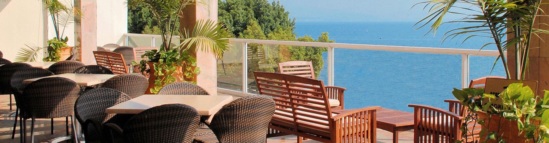 Caesar Premier Hotels - balcony