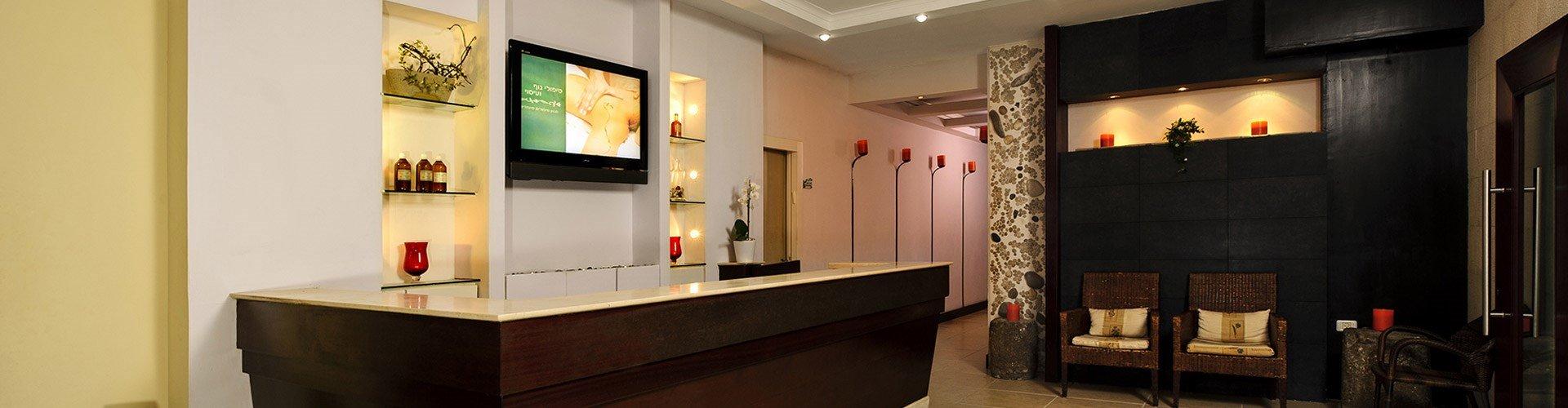 Caesar Premier Tiberias Hotel- rooms
