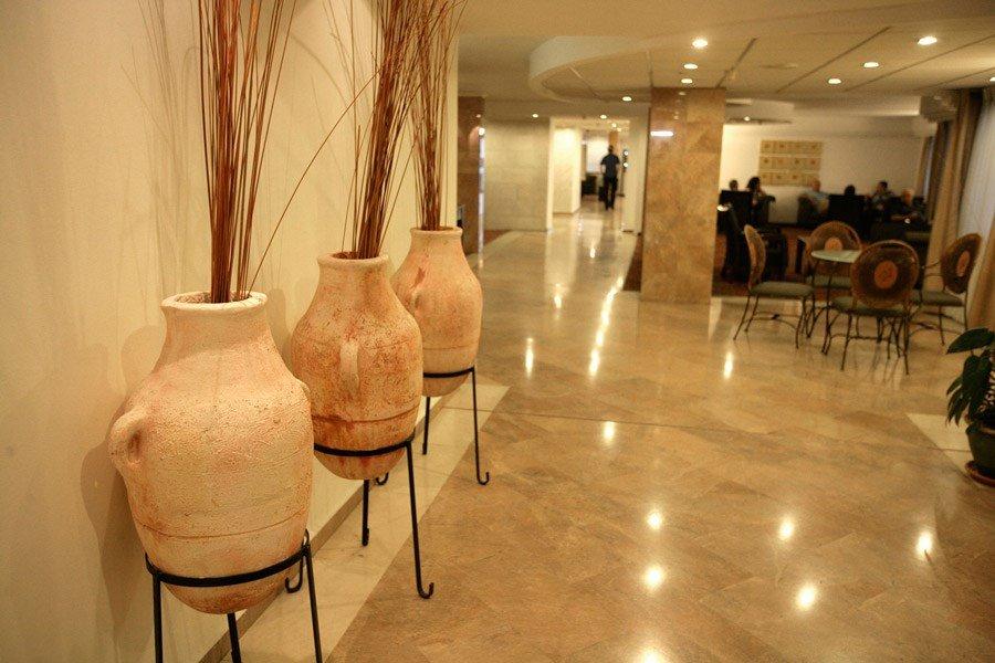 Caesar Premier Jerusalem Hotel - lobby