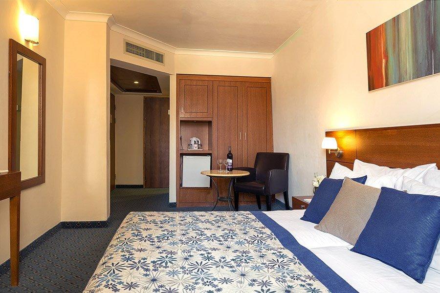 Caesar Premier Jerusalem Hotel - rooms
