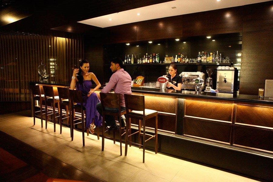 Caesar Premier Tiberias Hotel - lobby bar