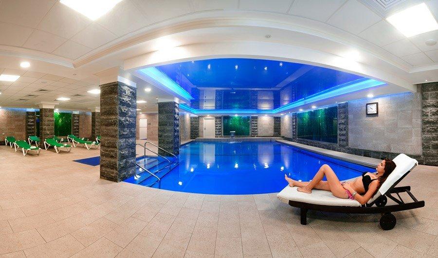 Caesar Premier Tiberias Hotel - mineral thermal po