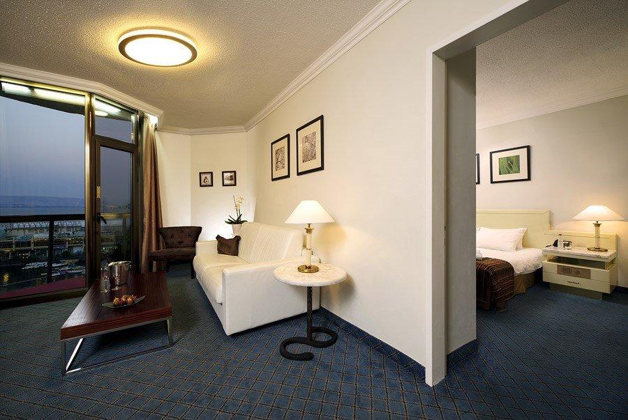 Caesar Premier Tiberias Hotel  - suite