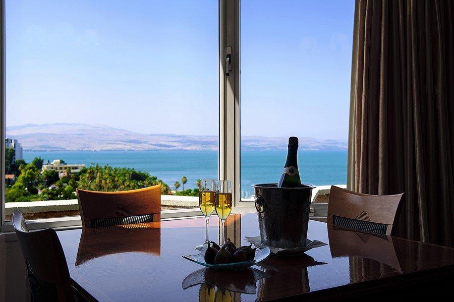 Caesar Premier Tiberias Hotel - rooms