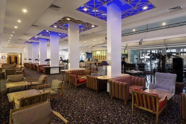 Caesar Premier Eilat hotel - lobby