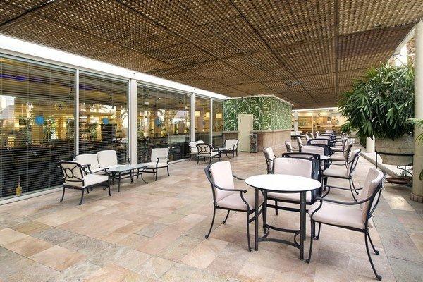 Caesar Premier  Eilat hotel - balcony