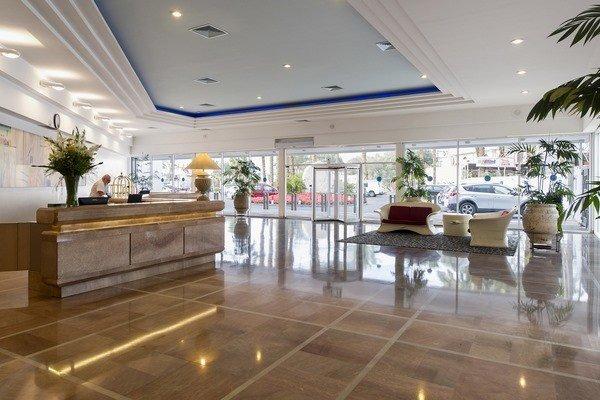 Caesar Premier  Eilat hotel - reception