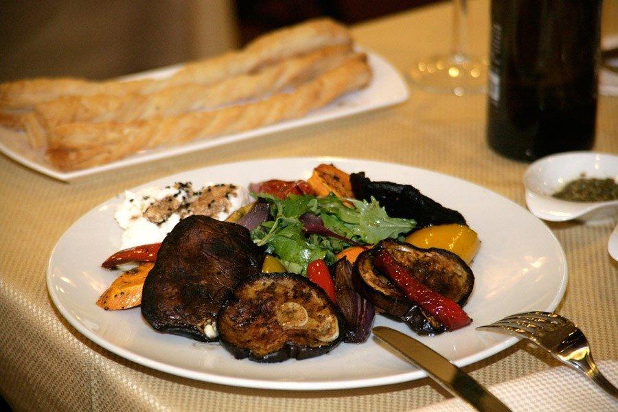 Caesar Eilat Hotel - restaurant dish