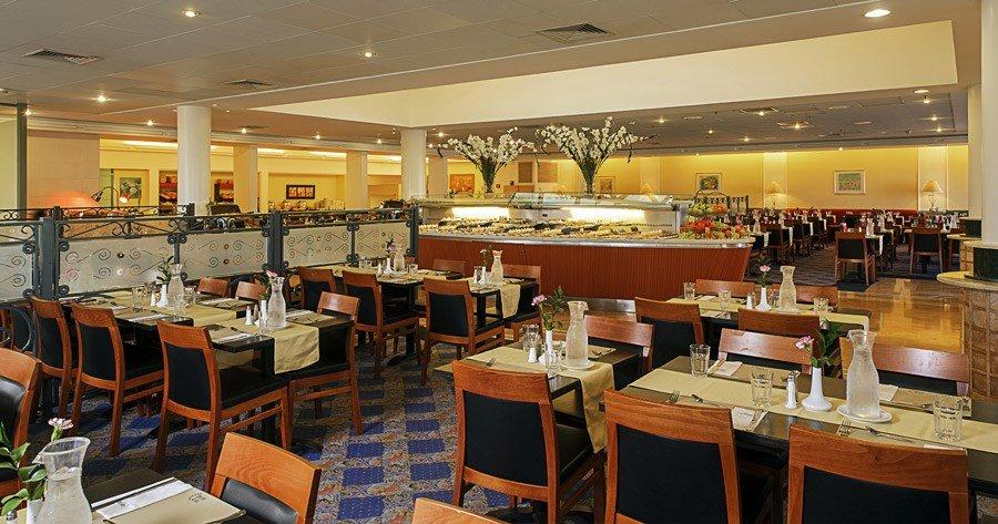 Caesar Eilat Hotel - dining room
