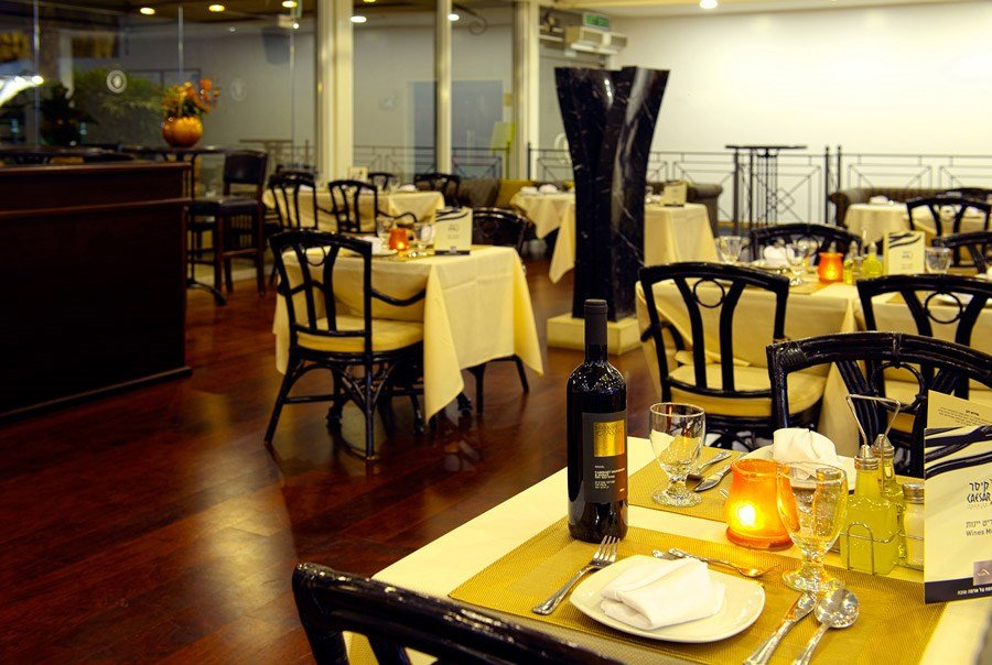 Caesar Eilat Hotel - restaurant