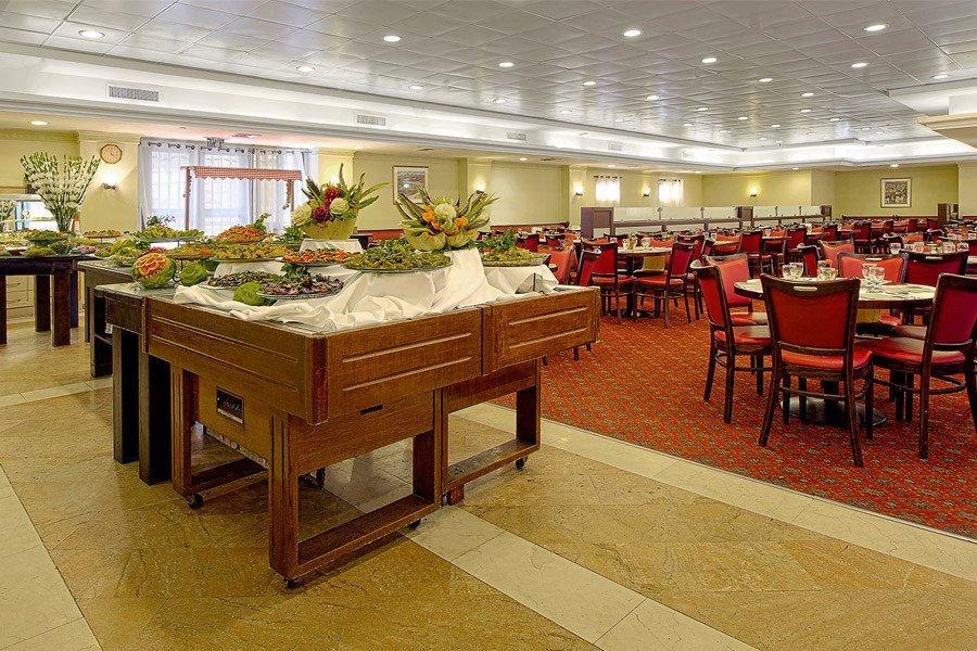 Caesar Jerusalem Hotel - dining room