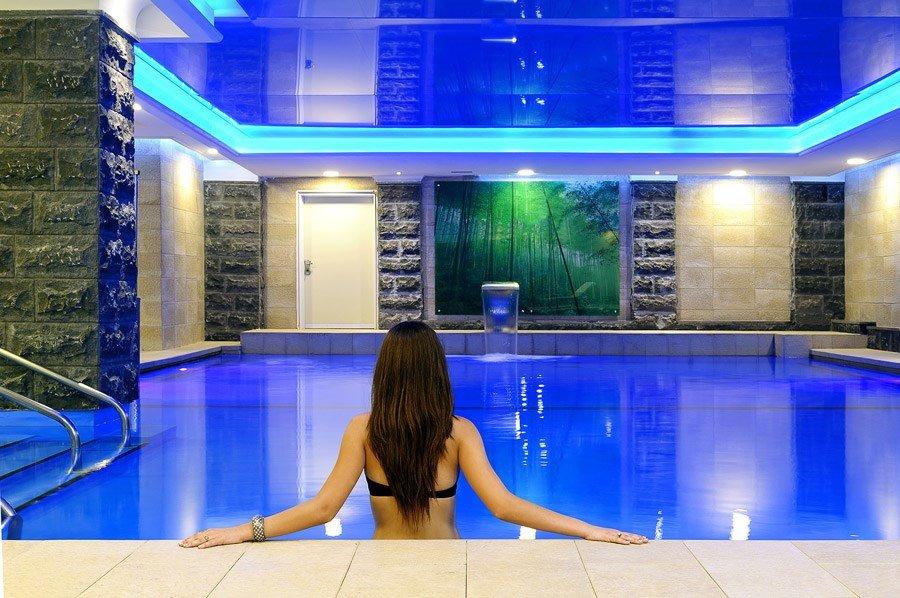 Caesar Tiberias Hotel - pool