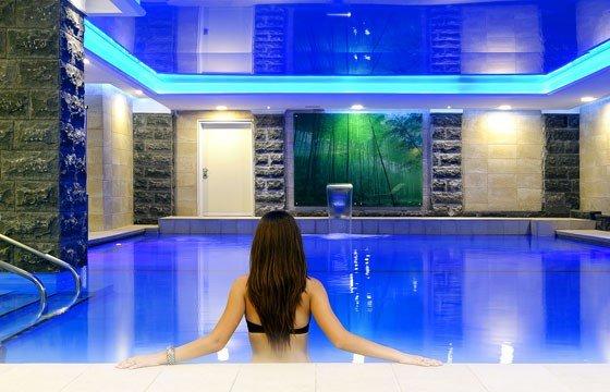 Caesar Premier Tiberias Hotel - pool