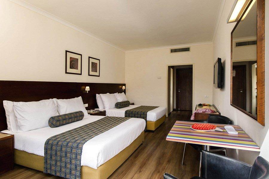 Caesar Eilat Hotel - Deluxe room